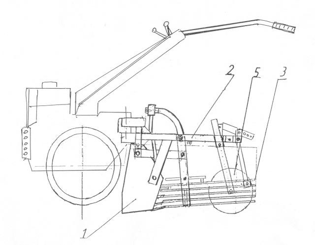 Рисунок 1 - Общее устройство