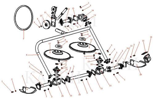 Косилка Роторная Заря 1 Инструкция